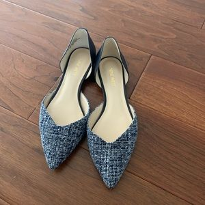 Ninewest Flat Shoe Size:6.5